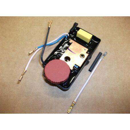 Fordulatszám szabályzó elektronika