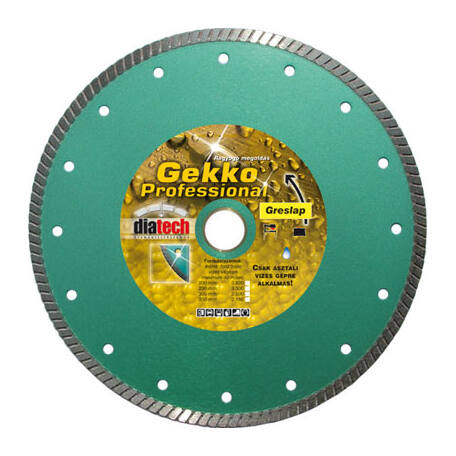 Gekko 350x2,3x30/25,4 mm gyémánttárcsa