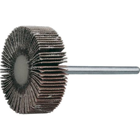 Lamellás csiszolókerék 3mm-es befogócsappal